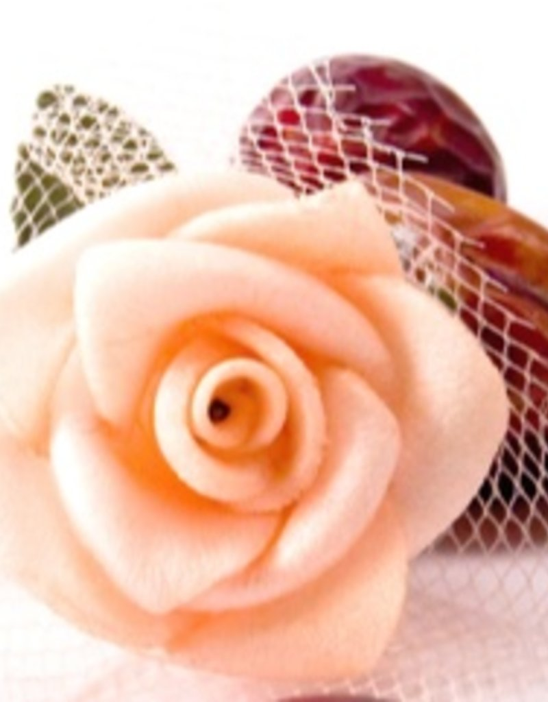 Infused Olive Oil Tea Rose