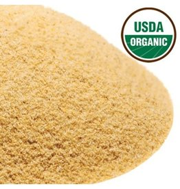 Seasoning Organic California Granulated Garlic