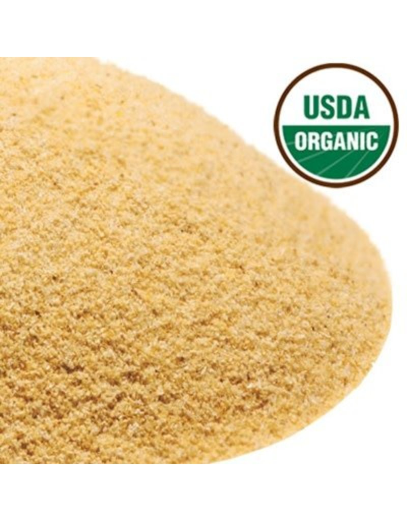 Seasoning Organic California Granulated Garlic