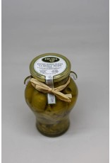 """Pitted Queen Olives, Gordal """"La Abuela""""(with onion)"""
