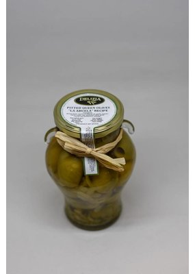 "Pitted Queen Olives, Gordal ""La Abuela""(with onion)"