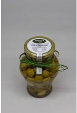 Delizia Whole Manzanilla Olive with Rosemary & Garlic