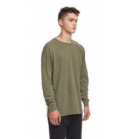KUWALLA Kuwalla Garment Dyed Long Sleeve Tee  KUL-VLS2052