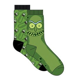 JOAT Rick And Morty Green Pickle 2 Paire IN1576-A7044