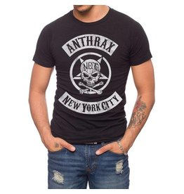 JOAT Anthrax - NYC Biker Patch GL0044-T1031C