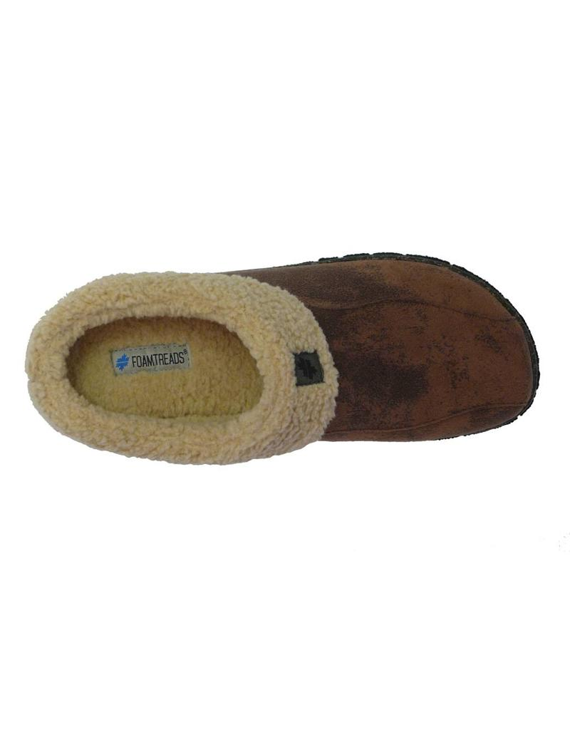 FOAMTREADS Foamtreads Open Back Slipper Lucas