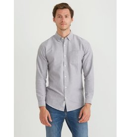 Frank And Oak Frank And Oak Jasper Oxford Shirt 111583