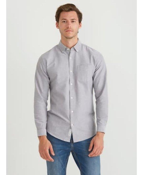 Frank And Oak Men's Jasper Oxford Shirt 111583