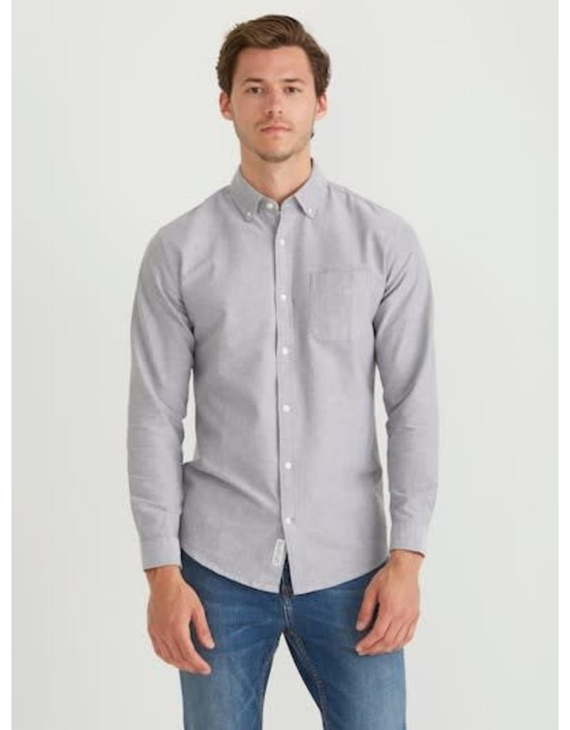 Frank And Oak Frank And Oak Men's Jasper Oxford Shirt 111583