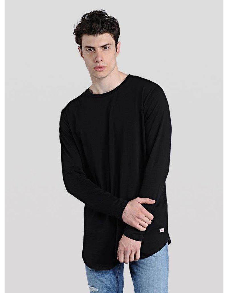 Jack & Jones Men's Ls T-Shirt 12117287
