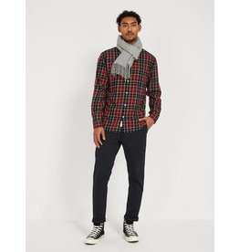 Frank And Oak Frank And Oak Flannel Tartan Shirt 1110298