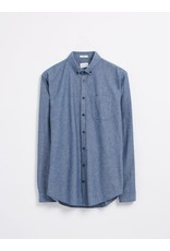 Frank And Oak Frank And Oak The Odessa Chambray Shirt 111677
