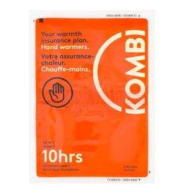 KOMBI Kombi Chauffe-Mains Jetables 2 Paire 4428