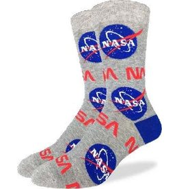 GOOD LUCK Good Luck sock 1401 Nasa Gris 7-12