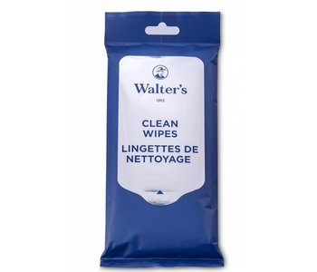 Walters Clean Wipes 4203