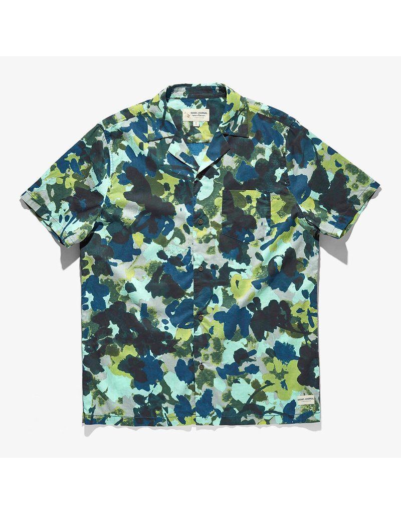 Banks Journal Camo WSS0087