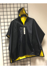 IRON-BAR Adult Rain Poncho 52'' X 80'' Reversible