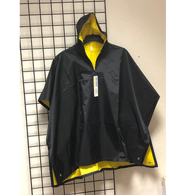"IRON-BAR Youth Rain Poncho 45''X72"" Reversible 6104"