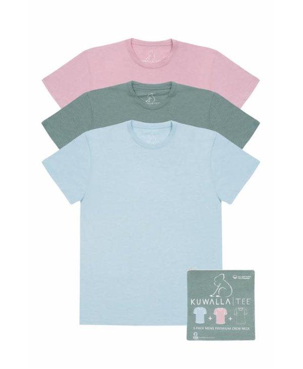 Kuwalla Men's 3 T-Shirt KUL-SSC019