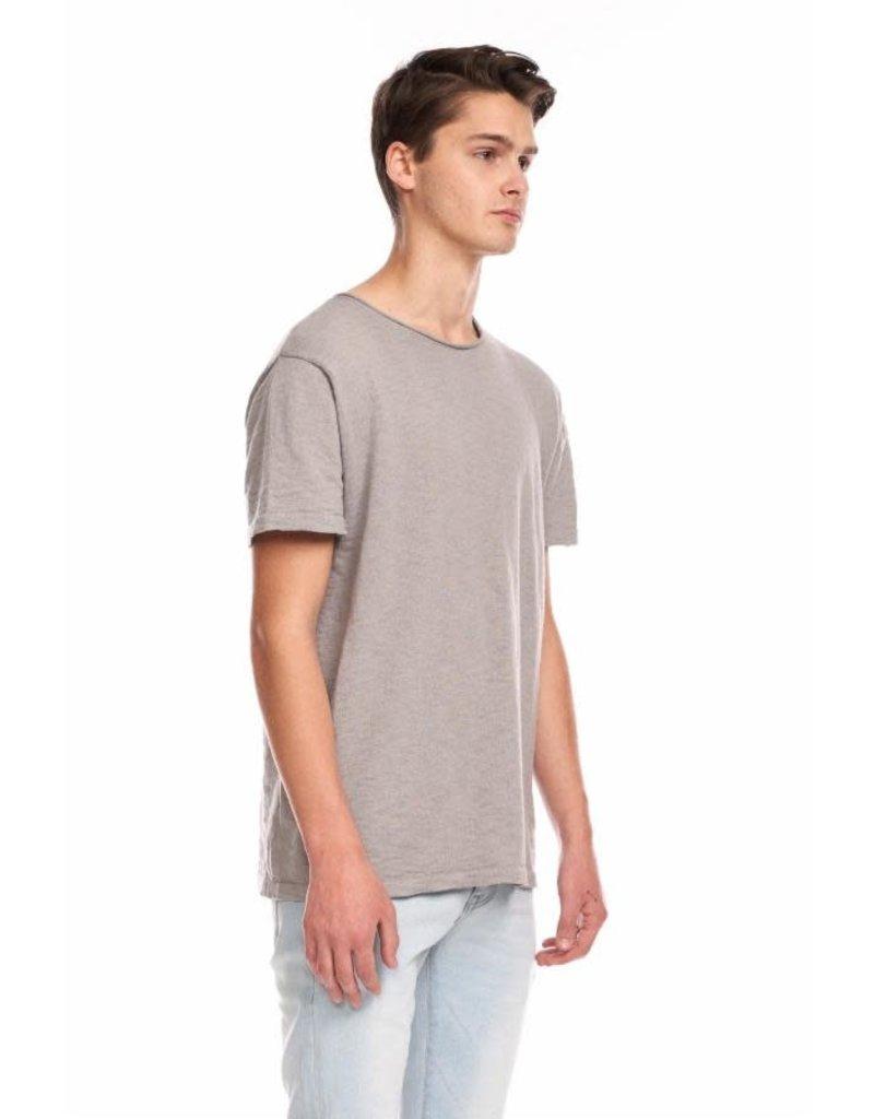 KUWALLA Kuwalla Hommes Marled Knit Tee T-Shirt KUL-KN2104