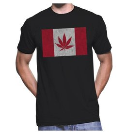 JOAT Canadian Flag With Leaf VE0568-T1031C