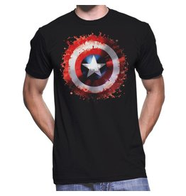 JOAT Captain America Splattered Shield MV1085-T1031C