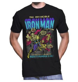 JOAT Ironman Vs Thor Neon Cover MV1024-T1031C