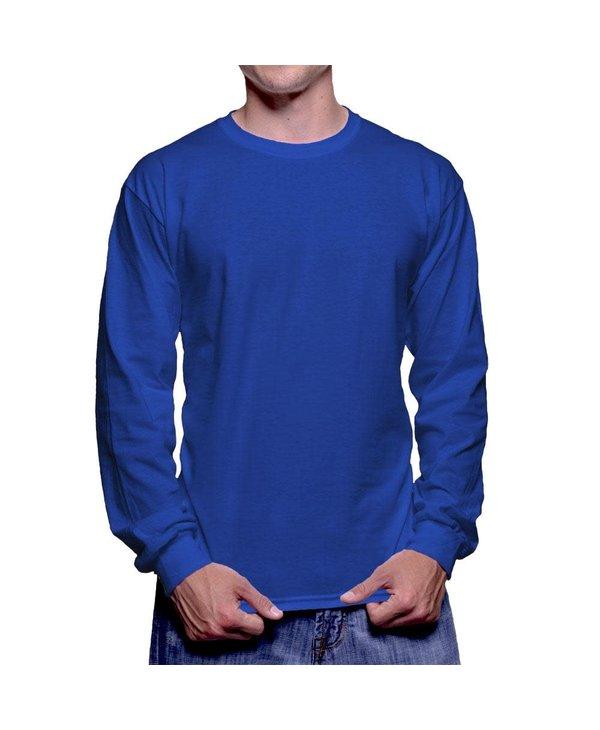Solid Men's L/S T-Shirt T1090JTC