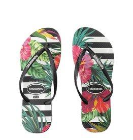 HAVAIANAS Havaianas Femmes Slim Tropical Floral 4139406