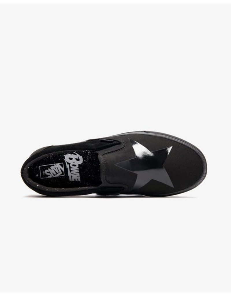 VANS David Bowie x Vans Slip-On Blackstar VN0A38F7VLZ