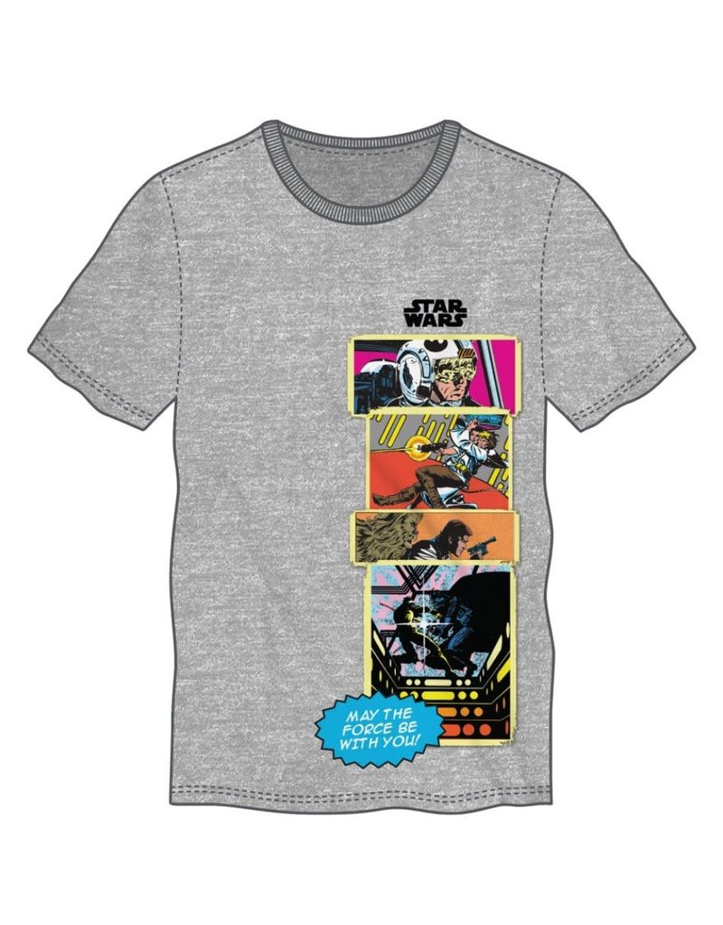 Star Wars Force Comic Strip BCTS6ZNLSTW