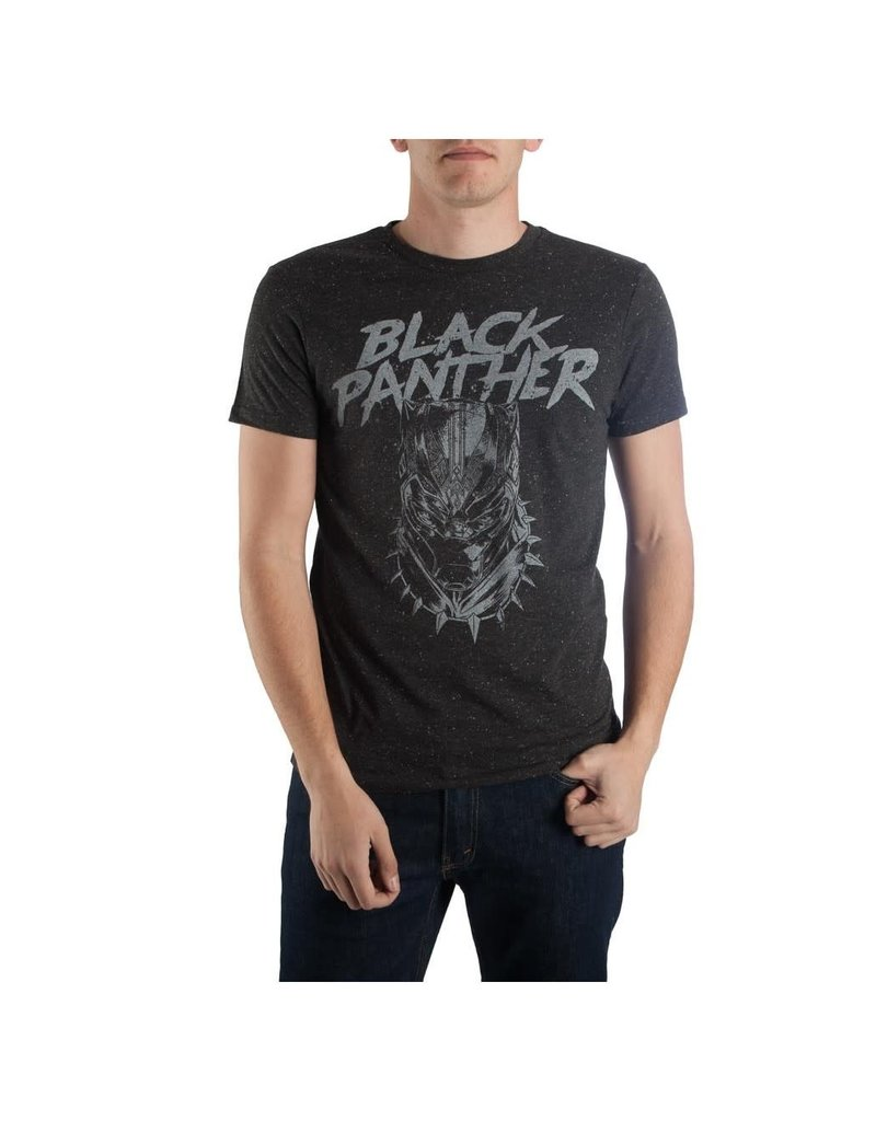 Black Panther Metal On Black BCTS6S2FBPM
