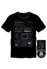 Bioworld Batmobile BCTS58TZBTM