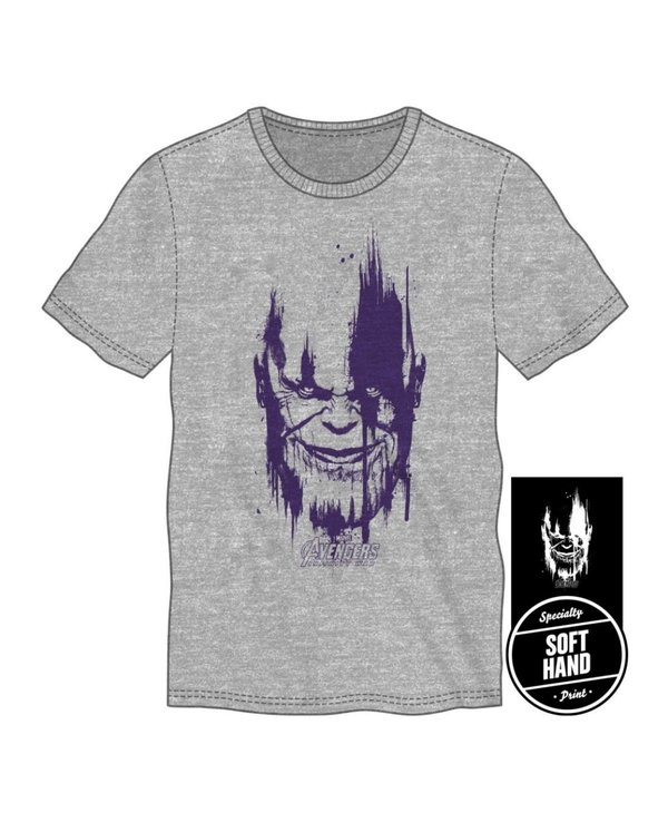 Avengers Thanos Purple Face BCTS6N3TAVI