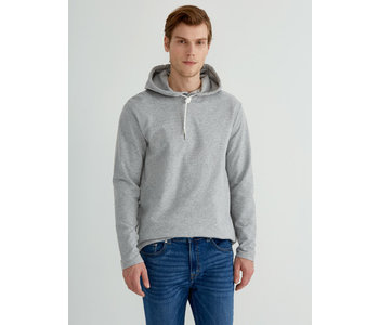 Frank And Oak Hommes Light Terry Pullover Hoodie 1120397