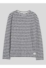 Frank And Oak Frank And Oak Hommes Coton Stripe 1120304