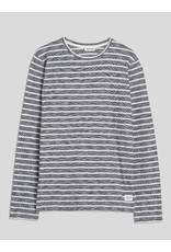 Frank And Oak Frank And Oak Men's Coton Stripe 1120304