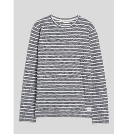 Frank And Oak Frank And Oak Hommes Coton Stripe 1120304