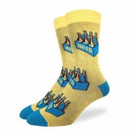 GOOD LUCK Good Luck Sock 1414 Beer 7-12