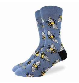 GOOD LUCK Good Luck Sock 1415 Bees 7-12