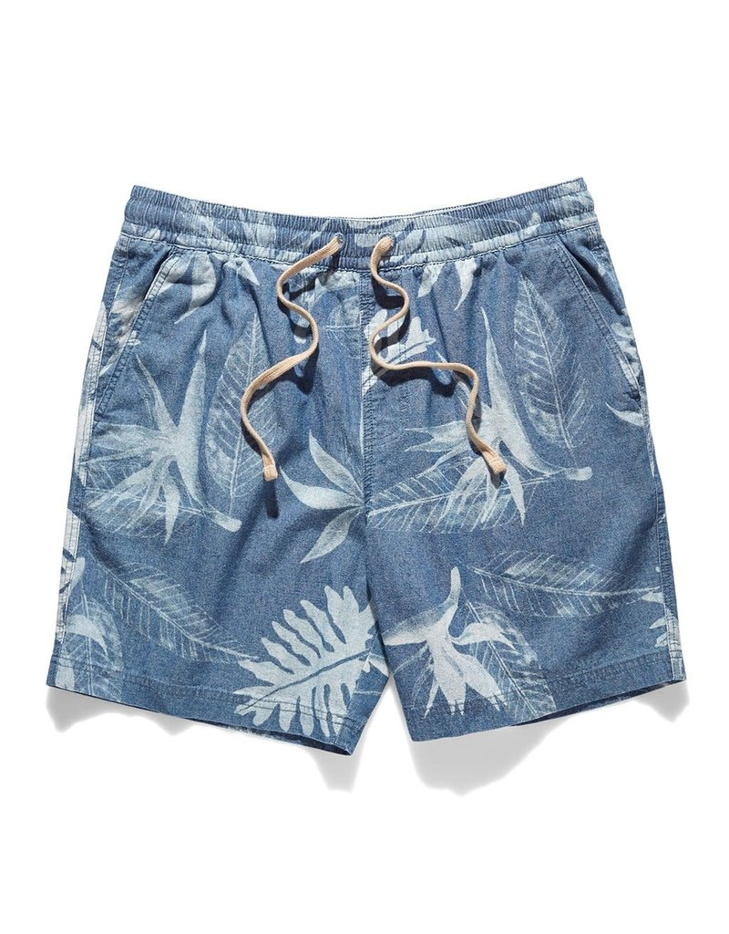 Banks Journal Banks Journal Hommes Bloom Chambray WS0104