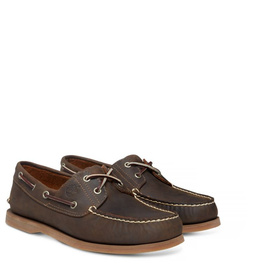 TIMBERLAND Timberland Hommes Classic Boat Shoe  1001R214