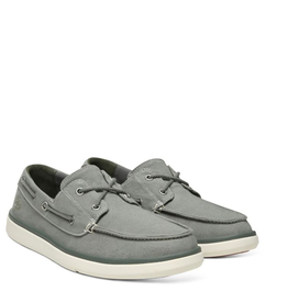 TIMBERLAND Timberland Men's Boat Shoe  Canvas 0A1YZGC24