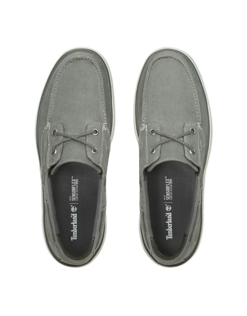 TIMBERLAND Timberland Hommes Boat Shoe  Canvas 0A1YZGC24
