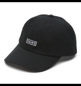 VANS Vans Men's Curved Bill Jockey Cap VN0A36IUBLK Black