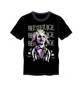 Bioworld Beetlejuice Three times BCTS739TBJU