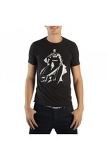 Batman Mens black tee BCTS51CPBTM
