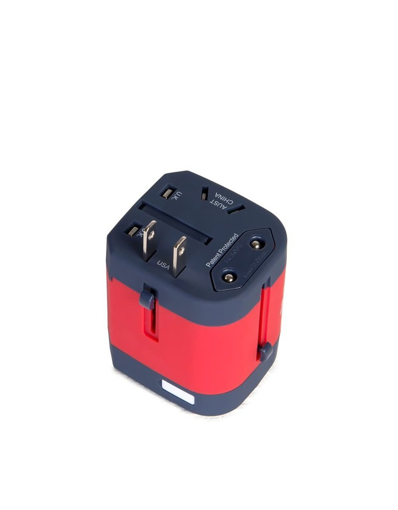 HERSCHEL SUPPLY CO. Herschel Travel Adapter
