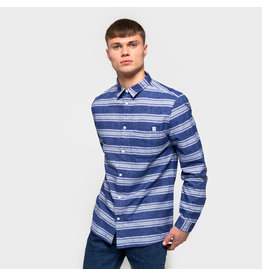 RVLT RVLT Men's Striped Shirt 3726