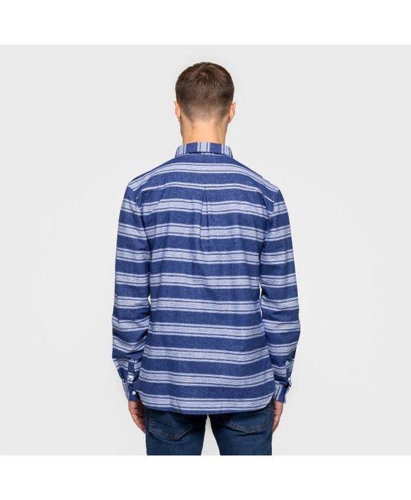 RVLT Men's Striped Shirt 3726